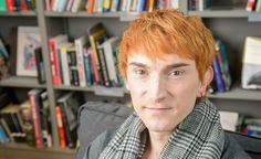 Internationally Bestselling Author Comes Out As Transgender