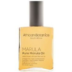 Truth and Aging approved African Botanics Neroli Infused Marula Oil - reader reviewed and recommended via truthinaging.com