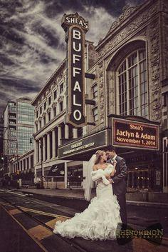 Buffalove Buffalo Sheasbuffalo Sheas Buffalowedding Signature CollectionBuffaloWedding PhotosWedding Photography