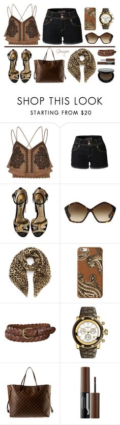 """Summer Color?"" by gemique ❤ liked on Polyvore featuring River Island, LE3NO, Miu Miu, Mulberry, Michael Kors, Uniqlo, Louis Vuitton, Sephora Collection and FACE Stockholm"