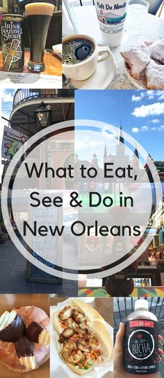 This New Orleans travel guide will show you what to eat, see and do in the French Quarter and beyond. Keep reading to find the best travel tips for NOLA. New Orleans Travel Guide, New Orleans Vacation, Nola Vacation, Vacation Spots, Weekend In New Orleans, Vacation Countdown, Vacation Packing, Beach Vacations, Vacation Style