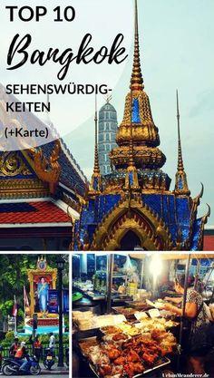 Bangkok ist eine der spannendsten Metropolen der Welt. Hier stelle ich dir die Top 10 Bangkok Sehenswürdigkeiten vor, die deine Reise unvergesslich machen werden.
