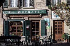 New crowdfunding project is launched to save Le Barbare café in Lausanne! Lausanne, Money Matters, Product Launch, Restaurant, Outdoor Decor, Projects, Home Decor, Barbarian, Log Projects