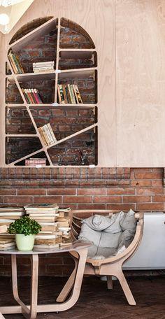 New: Designist te trimite în cele mai stylish locuri urbane! O campanie fină.