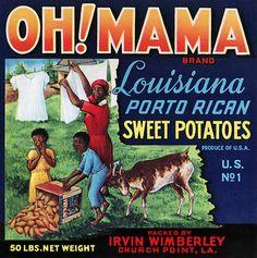 Oh Mama! Sweet Potatoes