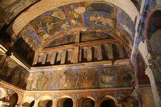 #Fresco in Cave #Church, #Cappadocia, #Turkey