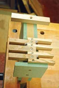 Workshop Wednesdays - Finger Joint Jig - The Woodworkers Institute