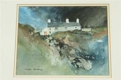 Gwilym John Blockley - artwork prices, pictures and values. Art market estimated value about Gwilym John Blockley works of art. Watercolor Mixing, Watercolor Artists, Watercolor And Ink, Watercolor Paintings, Watercolours, Abstract Landscape Painting, Watercolor Landscape, Landscape Paintings, Watercolor Architecture