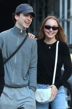 Lily Rose Melody Depp, Timmy T, Famous Couples, Old Models, Celebrity Couples, Mom And Dad, Pretty Boys, Cute Couples, Actors & Actresses