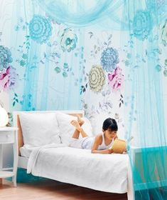 Teen girl room tip Good looking ideas to organize a pleasant teen girl bedrooms small blue Teen Girl Room image pinned on 20181203 Teen Girl Bedrooms, Little Girl Rooms, Teen Bedroom, My New Room, My Room, Daughters Room, Decoration, Kids Room, Bedroom Decor