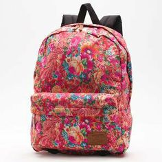 587a525be9 Multi Floral Deana Backpack on Wanelo Vans Backpack, Floral Backpack, Black  Backpack, Backpack