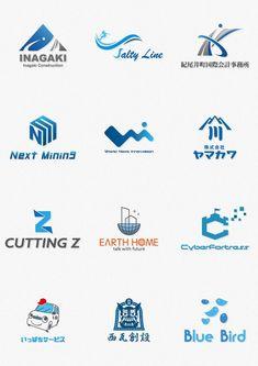 なぜか大好評!!御社の思い形(ロゴ)にします 祝!まさかの連続最優秀!初校2案!限定価格で制作します!|ロゴ作成・デザイン | ココナラ Web Design, Logo Design, Typography Logo, Design Reference, Business Design, Cards, Style, Swag, Stylus