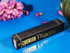 Тушь для ресниц с витмином Е Cherish Mascara