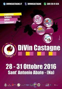 Divin Castagne - Sesta Edizione (28 Ottobre 2016)