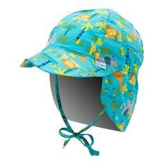 I Play Boys' Turtle Classics Flap Sun Protection Hat - 8127881 Baby Boy Sun Hat, Baby Hats, Sun Protection Hat, Swim Shop, Sun Hats, Baby Car Seats, Aqua, Boys, Turtle