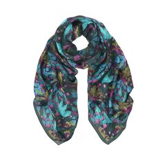 A Thousand Wishes silk scarf