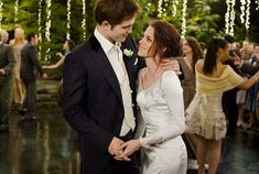 EDWARD AND BELLA WEDDING STILLS