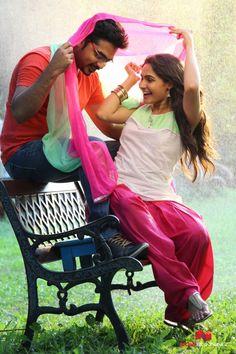 Silambarasan & Andrea Jeremiah in 'Idhu Namma Aalu'