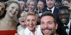 Mais tout n'est pas rose dans la cité du cinéma... En effet les médias américains ont immédiatement réagis suite à la photographie désormais emblématique de ces Oscars 2014. Il s'agit bien d'un coup de communication orchestré par Samsung. Triste réalité...