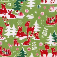 Adorable Christmas Fabric!