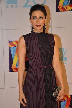 Karishma Kapoor at Zee Cine Awards 2013.