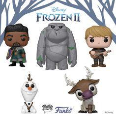 Disney: Frozen 2 Set of 5 In stock Disney Pop, Disney Frozen 2, Daddy Yankee, Billy Kid, Funko Pop Display, Funko Pop Anime, Funko Pop Dolls, Pop Figurine, Funk Pop