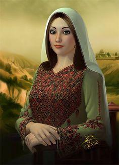 0580 Imad Abu Shtayyah - Mona