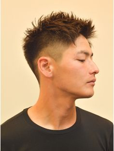 春らしい2WAYショート 【ラフ】:L010753492 ヘアーサロン アヤタ 野田店(AYATA)のヘアカタログ ホットペッパービューティー Asian Men Short Hairstyle, Mens Hairstyles Thin Hair, Barber Shop Haircuts, Haircuts For Men, Short Hair Cuts, Short Hair Styles, Fade Haircut, Haircut Men, Daisy Headband