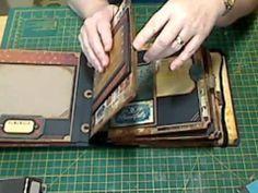 masculine scrapbook albums - Google Search