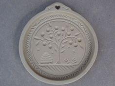 1991 Brown Bag Cookie Art Mold Shaker Tree American Folk Art Series No 6   eBay
