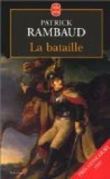 La Bataille par Patrick Rambaud