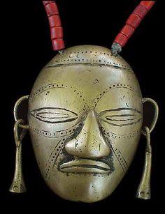 - Brass Jewelry, Tribal Jewelry, Jewellery, Bhutan, Naga People, Religious Ceremony, Tribal Art, Nepal, Pakistan