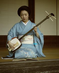 My super heroin from Kyoto.  Someday a duet with her.