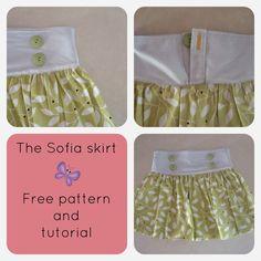 free pdf digital printable sewing pattern patterns tutorial tutorials dyi diy crafts how to make a dress pants shorts skirts clothes clothing kids children girls boys