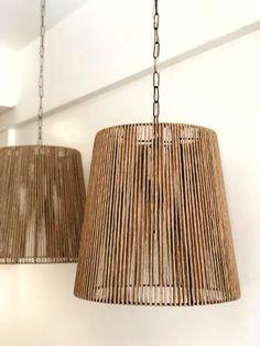 Crea lámparas de techo con cartón muy originales ¡Aprende