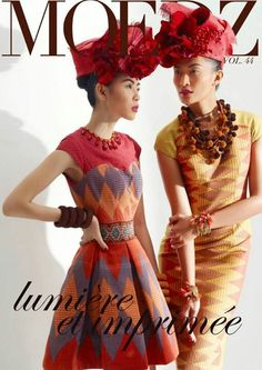 fashion stylist - fashion look -fashion magazine - styling - indonesian fashion - tenun indonesia -cultural - ethnic