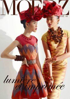 fashion stylist - fashion look -fashion magazine - styling - indonesian fashion - tenun indonesia -cultural - ethnic
