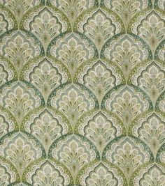 Smc Designs Upholstery Fabric-Aroma/ Forest