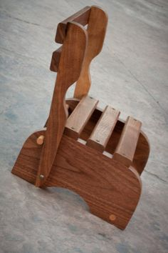 Child's Wooden Folding Chair // Step Stool by MaurysWoodworks, $35.00