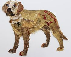 Dogs collages | Peter Clark | feel desain