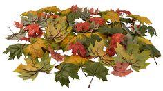 Artificial Autumn Leaves - Pk.72