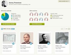 New #AncestryDNA Technology Powers New Kinds of Discoveries http://ancstry.me/1vNwygk #ancestry #dna #geneticgenealogy #familyhistory