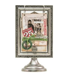 Holiday Memories Flip Frame