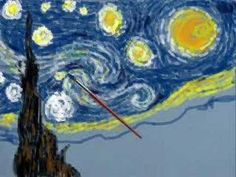 Starry Night in ArtPad