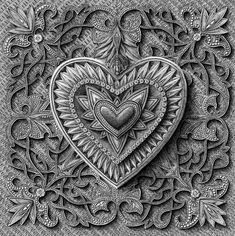 Latvia-based artist Alex Konahin spends anywhere from a few dozen hours to a couple of weeks creating his incredibly detailed illustrations. Each piece, made by hand, simply uses black ink, patience, and raw talent. The monochromatic symmetrical designs exhibit a diligent attention to detail in their floral and abstract embellishments.