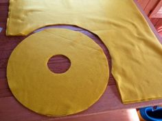 How to make a felt hat - halloween costume how to guide - -7