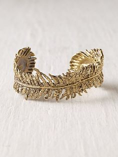 I'm loving cuffs this fall. Fashion tip: Pull a Marilyn Monroe by buying two and wear them on both hands, looks edgy and fantastic, especially with long sleeves ;) - This cuff at Free People