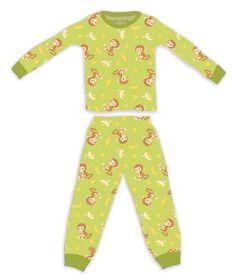 100% Organic Cotton Pajamas - Baby