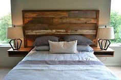Reclaimed Wood Headboards Feature Walls and Custom Installations Moncton New Brunswick image 6