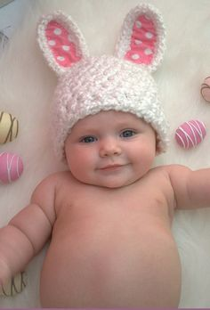 I So would want a hat like this for Chelsea at Easter.